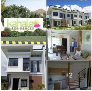 Kahale Residences rowhouse photo