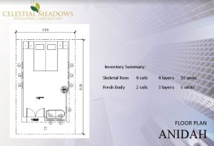 Kalinaw Anidah floor plan