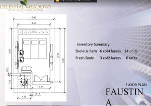 Kalinaw Faustina floor plan
