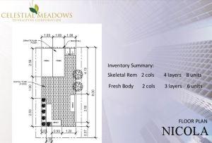 Kalinaw Nicola floor plan
