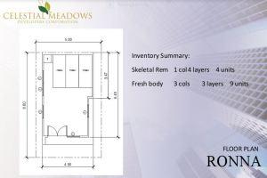 Kalinaw Ronna Floor plan