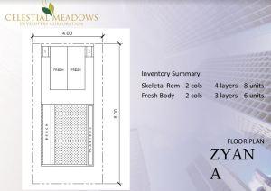 Kalinaw zyana floor plan