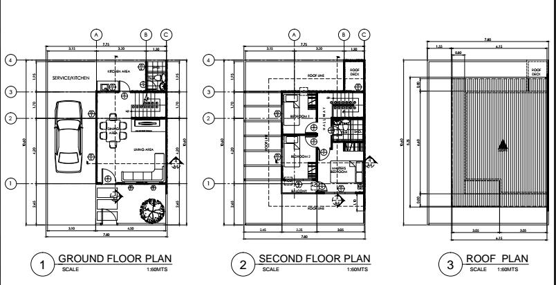 Bali Residences by Aldea floor plan
