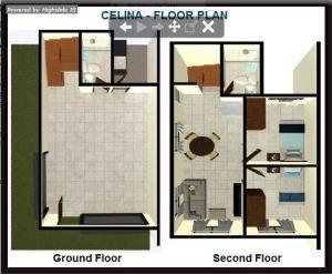 Esperanza Celine floor plan