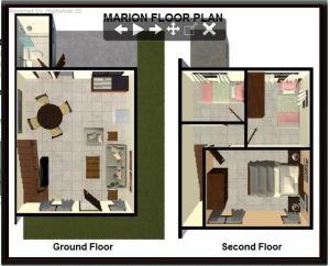 Esperanza Marion floor plan