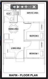 Esperanza mafin floor plan