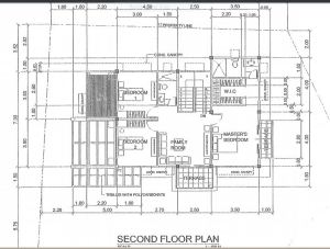 Heritage Brenda Floor Plan second floor