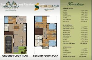 Minglanilla Highlands floor plan 1