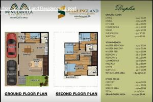 Minglanilla Highlands floor plan 2