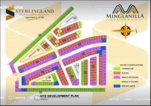 Minglanilla Highlands map 1