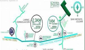 Modena Liloan location map