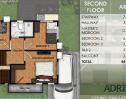 Modena Town Square Adrina floor plan 2