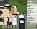 Modena Town Square floor plan 1