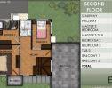 Modena Town Square floor plan 2