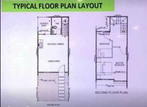 Garden Bloom South floor plan
