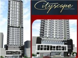 Cityscape Grand Tower bldg.