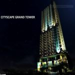 Cityscape Grand Tower Condominium in Archbishop Reyes, Cebu City.
