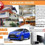 Fairview House Ready for Occupancy in Talisay City, Cebu. . .