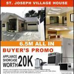 St. Joseph Village House Ready for Occupancy