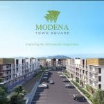 Modena Town Square Condominium located in Minglanilla, Cebu. .