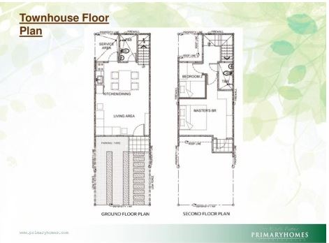 Almond Drive floor plan