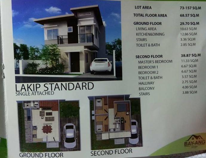 Bay-ang Ridge Lakip Standard