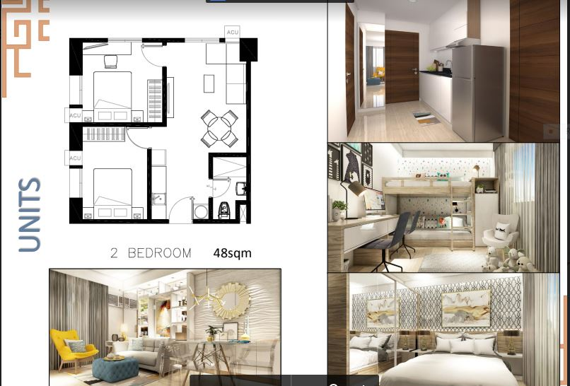 Sun Park Royal two bedrooms