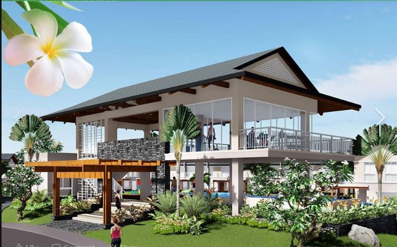 Bamboo Bay Residences Clubhouse