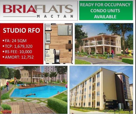 Bria Flats Mactan brochure