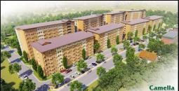 Camella Condo Homes bldg.