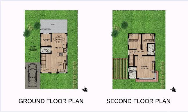 MLD Pueblo San Ricardo floopr plan 1