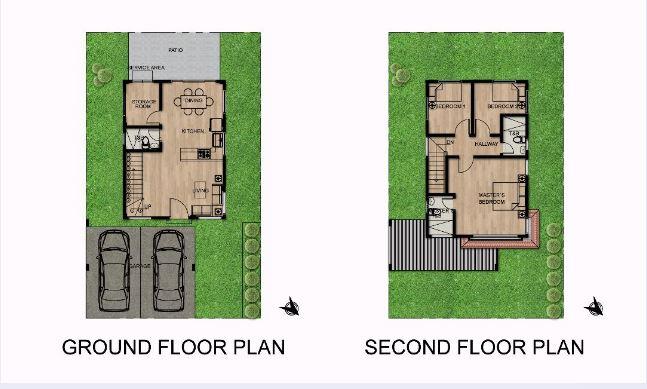 MLD Pueblo San Ricardo floor plan 2