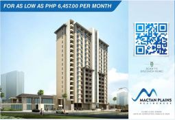 Mactan Plains Residences bldg. 2