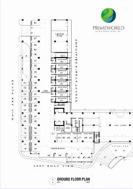Prime World floor plan 1