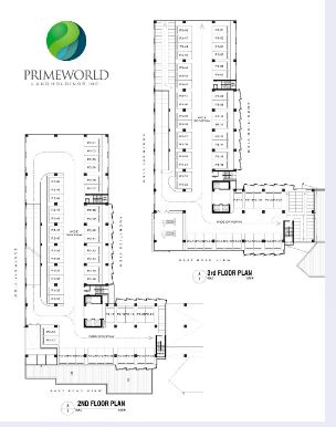 Prime world parking 1 map