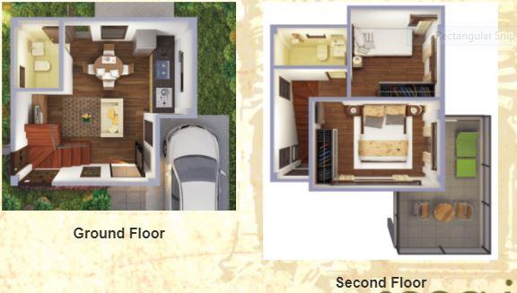 Segovia Dalisay floor plan
