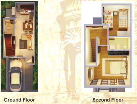 Segovia Luna Floor plan