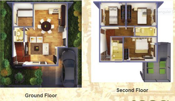 Segovia Mayumi floor plan