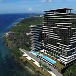 The Reef Residences located in Mactan, Cebu City. . .
