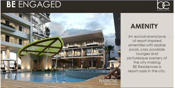 Be Residences Amenity details