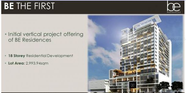 Be Residences be the first
