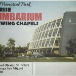 Manila Memorial Park  – Columbario in Cebu City. .