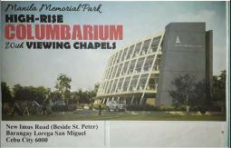 Manila emorial Park Columbario pic 1