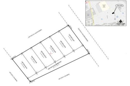Maverick South site map