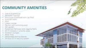 Melvisa amenities