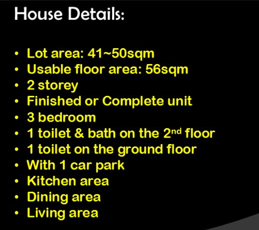 My Home Perelos House Details