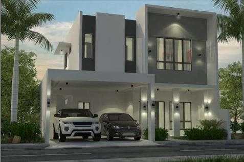 Amirra Residences 3 story house