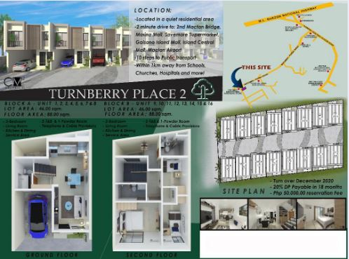 turn Berry Place 2 brochure
