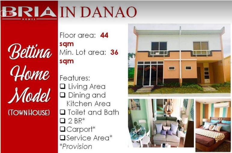 Bria Danao Betina details