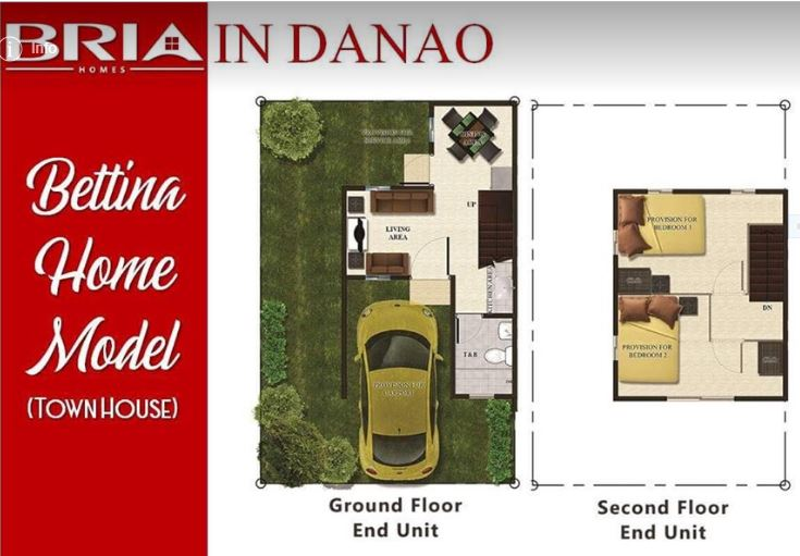 Bria Danao Bettina floor plan